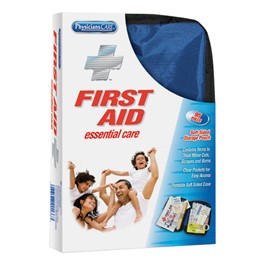 Soft-Sided First Aid Kit - 95 Pieces