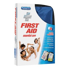 Soft-Sided First Aid Kit - 195 Pieces