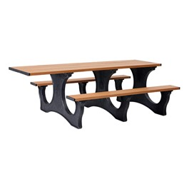 ADA Compliant Tuff Easy Access Picnic Table