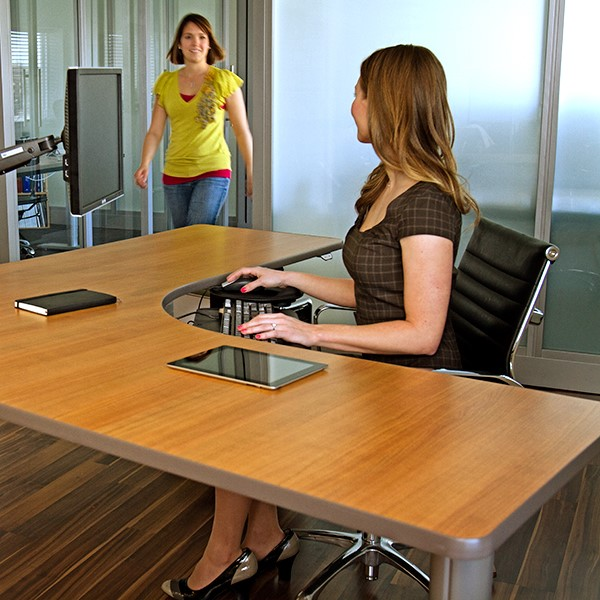 Vox Adjustable Perfect Corner Workstation
