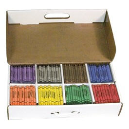 Crayon Masterpack - 400 Count