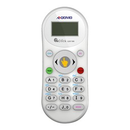QClick QRF500 Classroom Response System - Student Remote