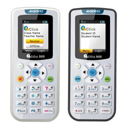 QClick QRF900 Classroom Response System - Teacher and Student Response Remotes