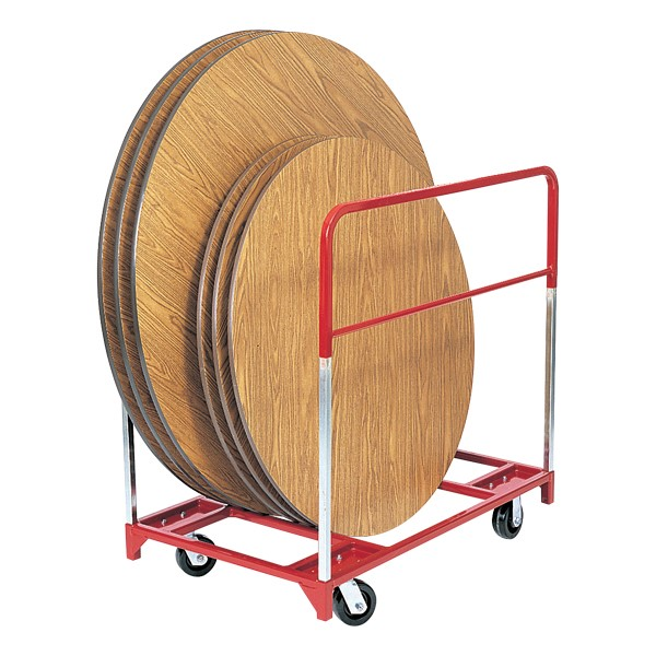 Round Folding Table Mover