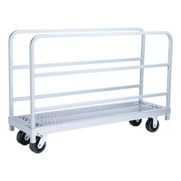Narrow Heavy-Duty Panel Mover w/ Side Uprights