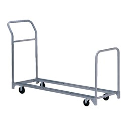 Folding & Stacked Chair Cart - Full Size