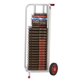 V-Shaped Book Truck