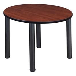 """Kee Round Break Room Table (42\"""" Diameter)"""