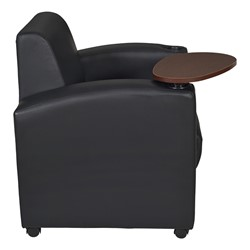 Nova Tablet Arm Chair - Side detail