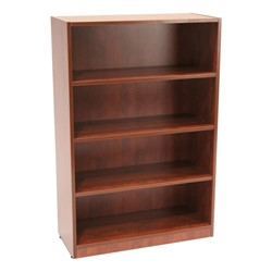 Legacy Series Bookcase – Four Shelves - Shown in cherry