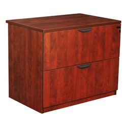 Legacy Series Lateral File - Shown in cherry