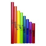 Eight-Note Boomwhackers Set - Diatonic Scale (Upper Octave)