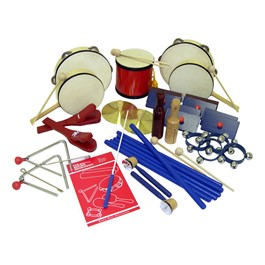 Deluxe Rhythm Band Set For 25 Players