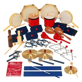 Deluxe Rhythm Band Set For 35 Players