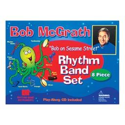 Bob McGrath Rhythm Band Set - Package