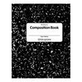 """Composition Book (9 3/4"""" W x 7 1/2"""" L)"""
