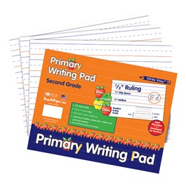 Primary Writing Pad - Second Grade