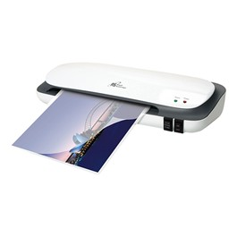 "Thermal & Cold Two Roller Pouch Laminator (9"" Width)"