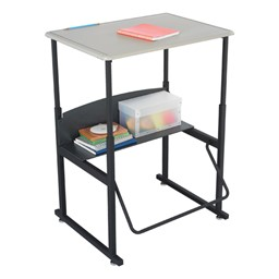 AlphaBetter Stand-Up Desk - Front view