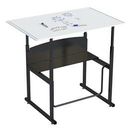 "AlphaBetter Stand-Up Desk w/ Whiteboard Top (36\"" W x 24\"" D)"
