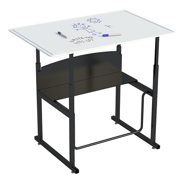 "AlphaBetter Stand-Up Desk w/ Whiteboard Top (36"" W x 24"" D)"