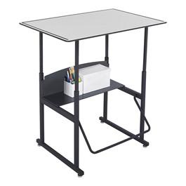 "AlphaBetter Stand-Up Desk w/ Phenolic Top (36\"" W x 24\"" D)"