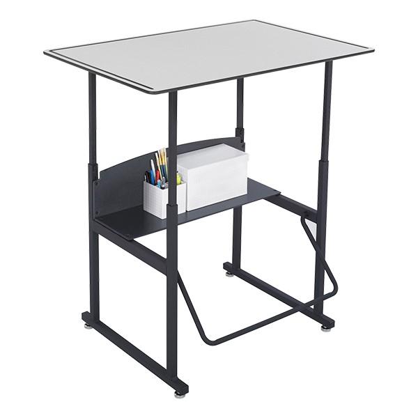 "AlphaBetter Stand-Up Desk w/ Phenolic Top (36"" W x 24"" D)"