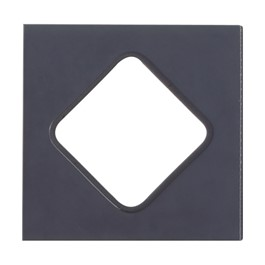 Waste & Recyclable Receptacle Square Lid