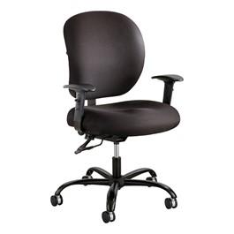 Alday Heavy-Duty Task Chair - Fabric Upholstery
