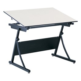 Plan-Master Height-Adjustable Drafting Table