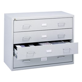 AV Microform Storage Cabinet