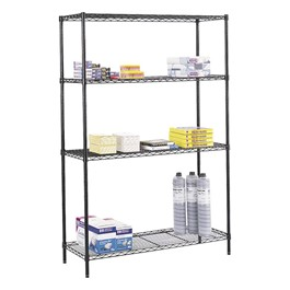 Commercial Wire Shelving