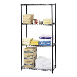"""Commercial Wire Shelving 36\"""" Wide"""