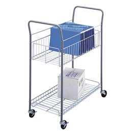 Economy Mail Cart (file folders not included)