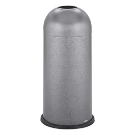 Black Speckle Series - Waste Receptacle w/ Open Top (15 Gallons)