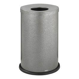 Black Speckle Series - Waste Receptacle w/ Open Top (35 Gallons)