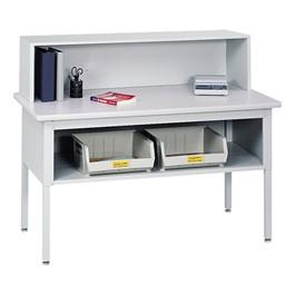 E-Z Sort Mail Sorting Station (Table & Riser)