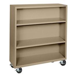 """Mobile Bookcase (48\"""" H)"""