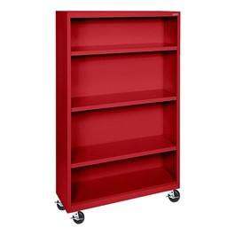 """Mobile Bookcase (58\"""" H)"""