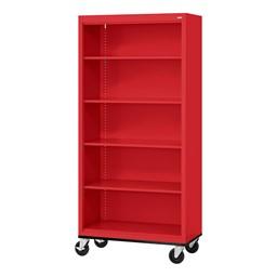 """Mobile Bookcase (78"""" H)"""