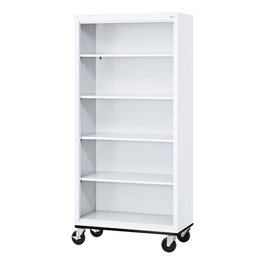 """Mobile Bookcase (78\"""" H)"""