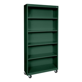 "Mobile Bookcase (78"" H)"