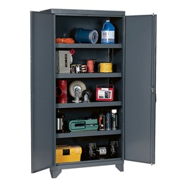 Extra Heavy-Duty All-Welded Storage Cabinet