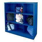 Nine-Section Cubby Storage Organizer