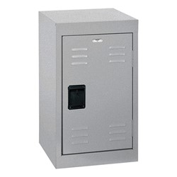 Single-Tier Mini Locker - shown in multi-granite