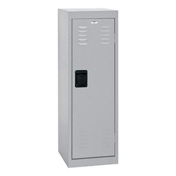 Single-Tier Child Locker - shown in granite