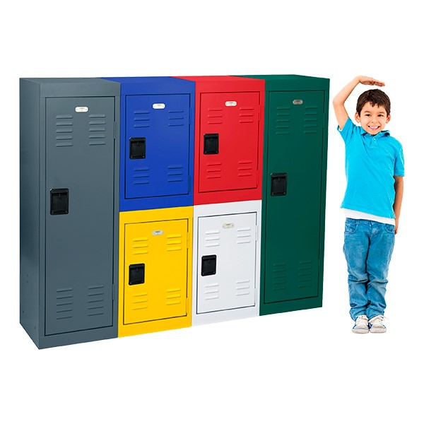 Single-Tier Child's Locker