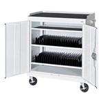 Mobile Tablet Storage Cart