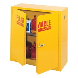 Flammable Liquids Safety Cabinet (30 Gallons)