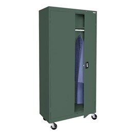 Transport Series Mobile Wardrobe Storage Cabinet